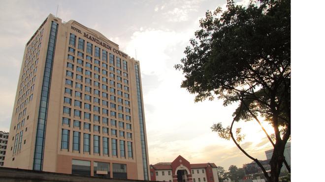 Mandarin Court Hotel - Kuala Lumpur - Building