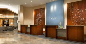 The Westin Houston, Memorial City - Houston - Front desk