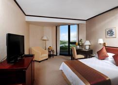 Best Western Premier Shenzhen Felicity Hotel - Шэньчжэнь - Спальня