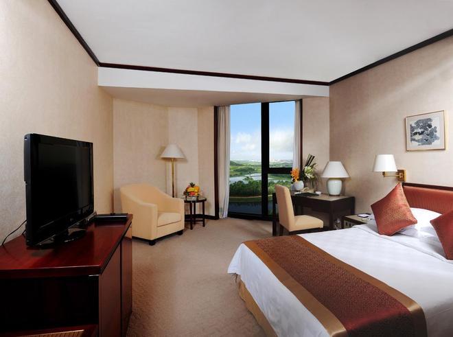 Best Western Premier Shenzhen Felicity Hotel - Shenzhen - Κρεβατοκάμαρα