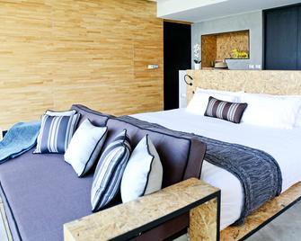 X2 River Kwai Resort - Thành phố Kanchanaburi - Phòng ngủ