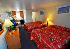 Stardust Motel - Wildwood - Bedroom