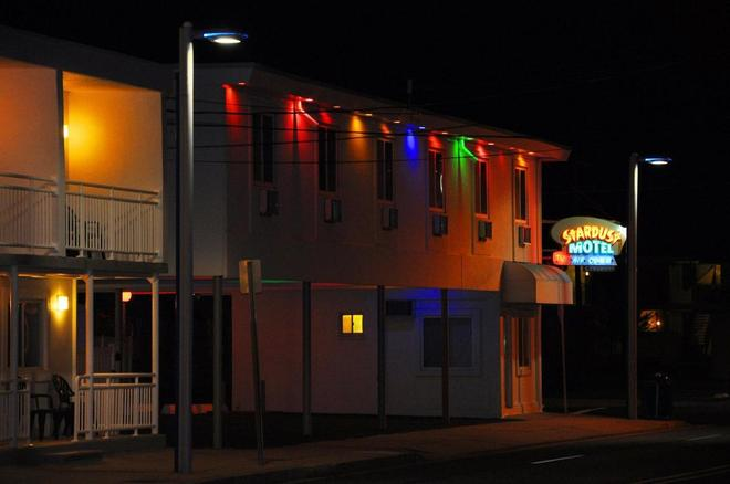 Stardust Motel - Wildwood - Building