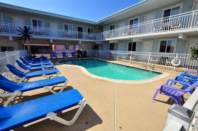 Stardust Motel - Wildwood - Pool