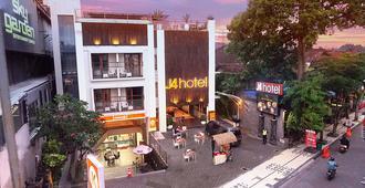 J4 Hotels Legian - קוטה - בניין