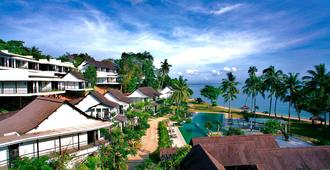 Turi Beach Resort - Batam - Building