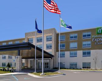 Holiday Inn Express & Suites Southgate - Detroit Area - Southgate - Gebouw