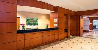 Sheraton Suites Houston Near The Galleria - Houston - Lễ tân