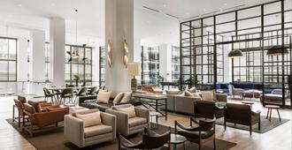 Kimpton Everly Hotel - לוס אנג'לס - טרקלין