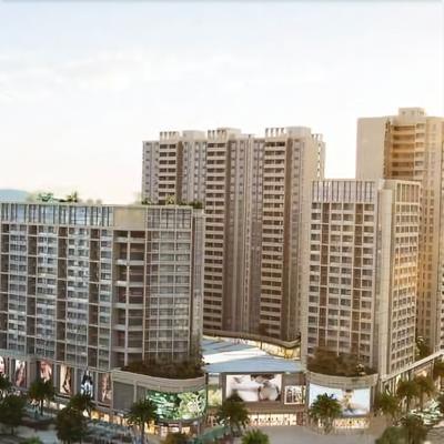 U Service Apartment - Foshan - Toà nhà