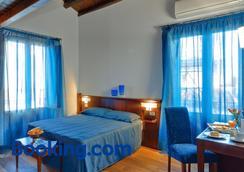 La Plumeria Hotel - Cefalù - Bedroom