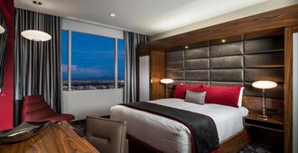 the D Las Vegas - לאס וגאס - חדר שינה