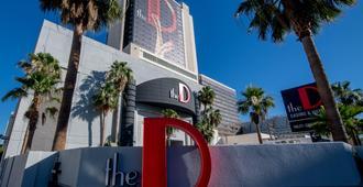 the D Las Vegas - לאס וגאס - בניין