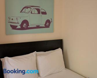 Cute Apartment in the center of the city - Larissa - Bedroom