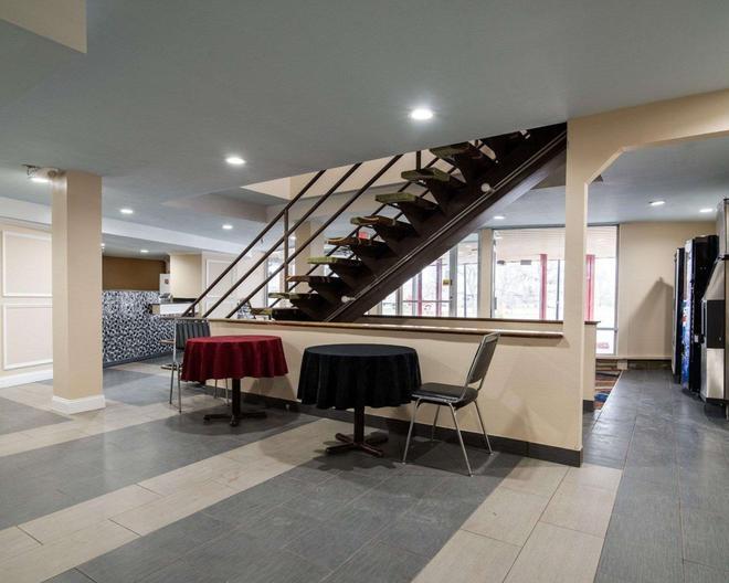 Rodeway Inn - Siracusa - Recepción