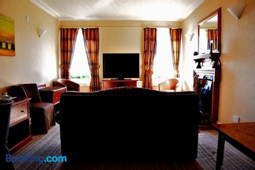 Crown Hotel - Stranraer - Living room