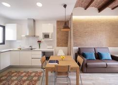 Hotel Sagrada Familia Apartments - Barcelona - Küche