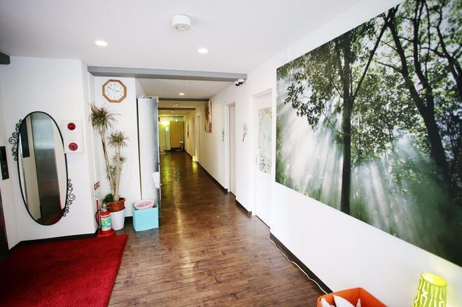Hikari House - Hostel - Τόκιο - Διάδρομος