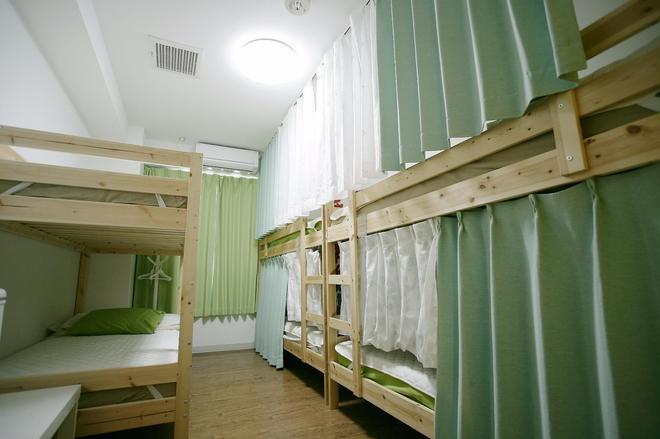 Hikari House - Hostel - Τόκιο - Κρεβατοκάμαρα