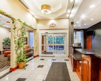 Quality Inn & Suites Greenville I-65 - Greenville - Lobby