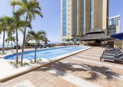 聖多明哥卡塔隆尼亞酒店 - 聖多明哥 - 聖多明各 - 游泳池