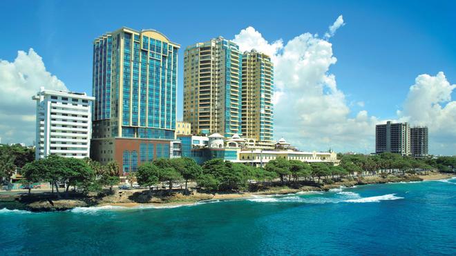 聖多明哥卡塔隆尼亞酒店 - 聖多明哥 - 聖多明各 - 建築