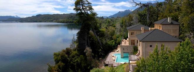 Luma Casa de Montana - Villa La Angostura - Outdoor view