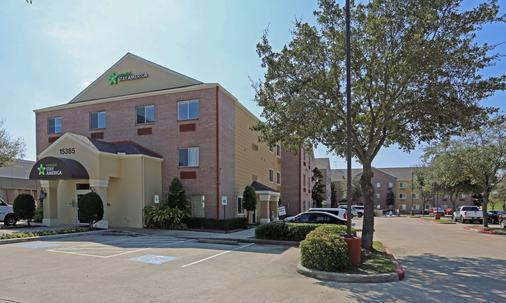 Extended Stay America - Houston - Katy Frwy -Energy Corridor - Houston - Edificio