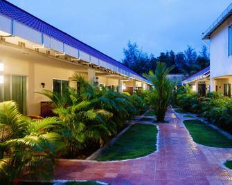 Spayhiti - Krong Preah Sihanouk - Outdoor view