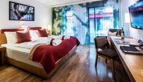 First Hotel G - Göteborg - Schlafzimmer