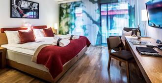 第一酒店 G - 哥德堡 - 哥德堡(瑞典) - 臥室