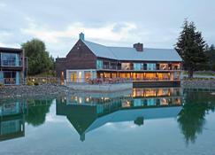 Peppers Bluewater Resort - Lake Tekapo - Building