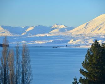 Peppers Bluewater Resort - Lake Tekapo - Außenansicht