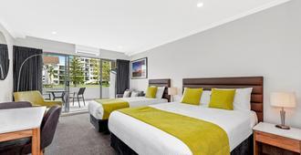 Palm Court Motor Inn - Port Macquarie - Bedroom