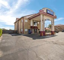 Americas Best Value Inn Tulsa At I-44