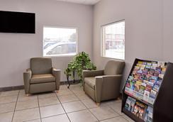 Americas Best Value Inn Tulsa At I-44 - Tulsa - Lobby