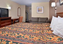 Americas Best Value Inn Tulsa At I-44 - Tulsa - Bedroom