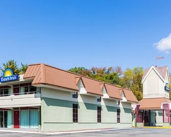 Days Inn by Wyndham East Stroudsburg - East Stroudsburg - Building
