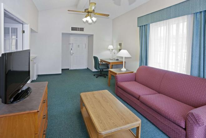 La Quinta Inn Omaha West - Omaha - Living room