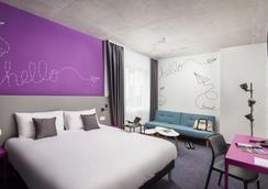 ibis Styles Budapest Airport - Budapest - Bedroom