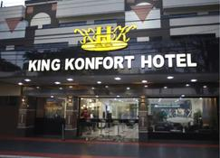 King Konfort Hotel - Maringá - Budynek