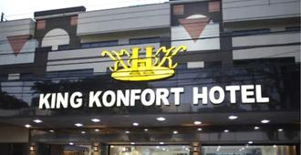 King Konfort Hotel - Maringá