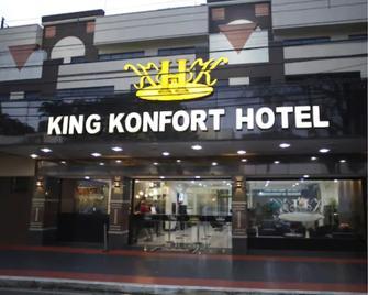 King Konfort Hotel - Maringá - Edificio