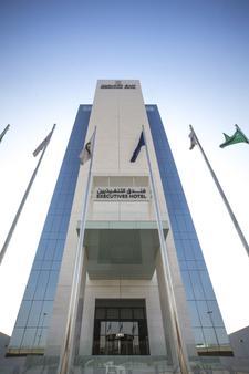 Executives Hotel - Kafd - Thủ Đô Riyadh - Toà nhà