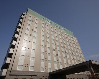 Hotel Route-Inn Dai-Ni Kameyama Inter - Kameyama - Gebouw