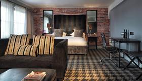 Malmaison Newcastle - Newcastle upon Tyne - Camera da letto
