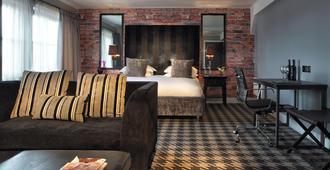馬美遜紐卡斯酒店 - 泰恩河畔新堡 - 泰恩河畔紐卡素 - 臥室