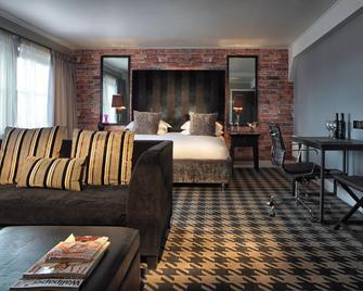 Malmaison Newcastle - Newcastle upon Tyne - Bedroom