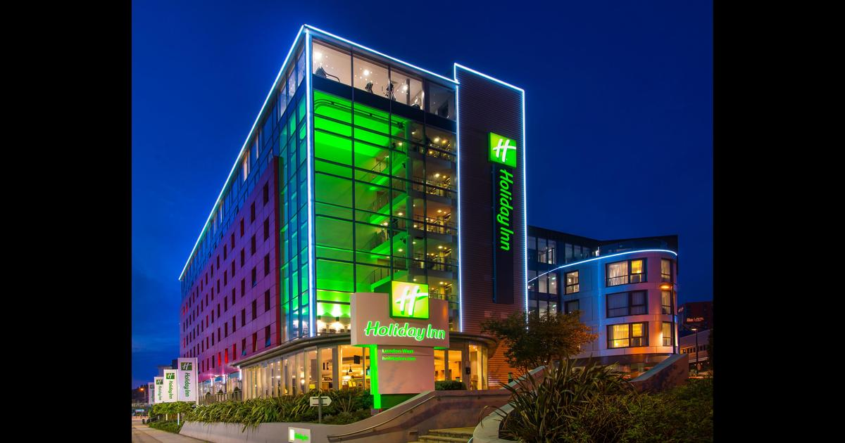 Holiday Inn London - West from €70. London Hotels - KAYAK