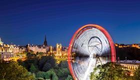 Mercure Edinburgh City Princes Street Hotel - Edinburgh - Udsigt